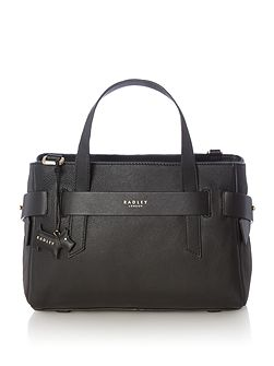 Cheyne walk medium ziptop multiway bag