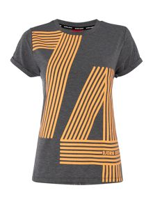 Bjorn Borg Silvie short sleeved tee