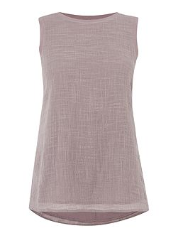Knoll sporty textured top