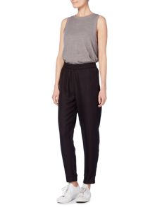 Label Lab Knoll sporty textured top