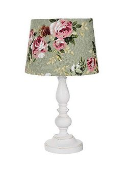 Alice table lamp - sage green
