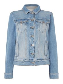Maison De Nimes Dusty Denim Jacket