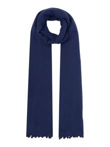 Dickins & Jones Demi pom trim scarf
