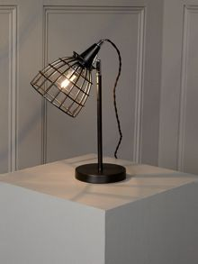 Linea Cage Table Lamp