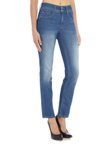 Salsa Secret Push In jean in denim light wash