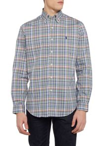 Polo Ralph Lauren Golf Long sleeve non iron plaid shirt