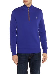 Polo Ralph Lauren Golf Half zip pima cotton sweat