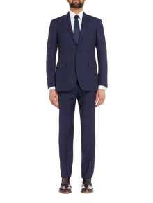 Polo Ralph Lauren Glenplaid Check Slim Fit Two Piece Suit