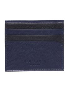 Ted Baker Coloured Leather Bi-Fold Card