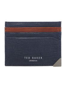 Ted Baker Card Holder with Corner Detail