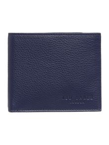 Ted Baker Leather Bi-Fold Coin Wallet