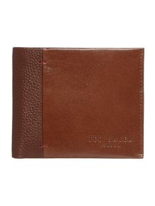 Ted Baker Contrast Spine Leather Wallet