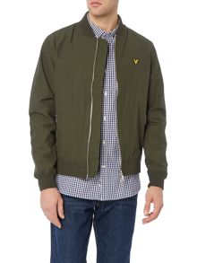 Lyle and Scott Bomber Zip-through Jacket