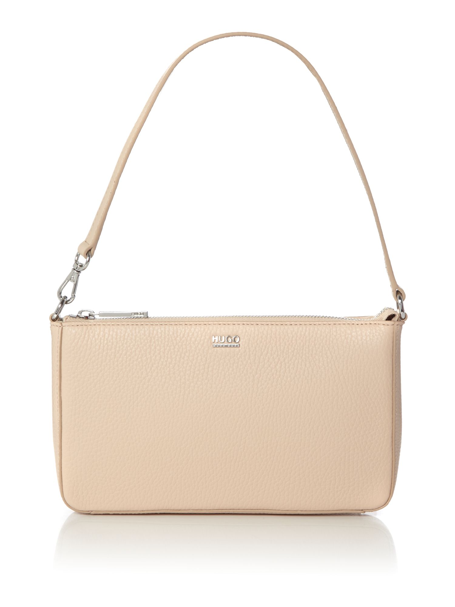 Hugo Boss Nycla small shoulder bag Neutral