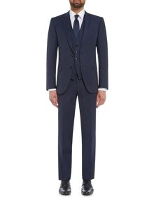Hugo Boss Huge Genius Textured Suit