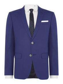 Hugo Boss Huge Genius Faint Tonal Check Suit