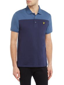 Lyle and Scott Short sleeve yoke polo