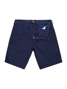 Lyle and Scott Garment dye short