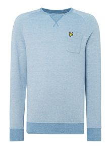 Lyle and Scott Oxford crew neck sweatshirt