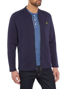 Lyle and Scott Seam pocket bomber sweat