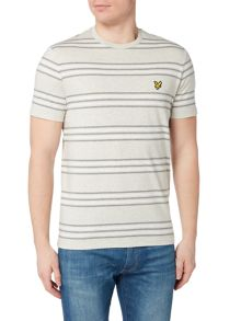 Lyle and Scott Stripe short sleeve t-shirt