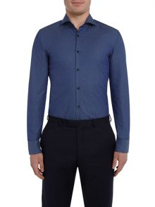 Hugo Boss Jerrin Printed Spot Shirt