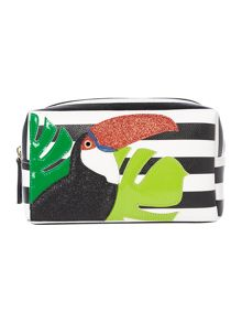 Therapy Toucan make up bag