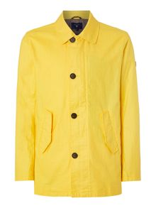 Gant Coated Zip-Through Jacket