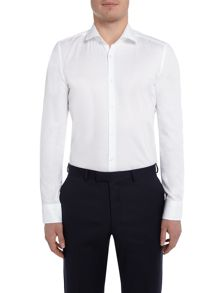 Hugo Boss Jenno Textured Tonal Geometric Shirt