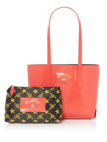 Vivienne Westwood Newcastle medium tote bag
