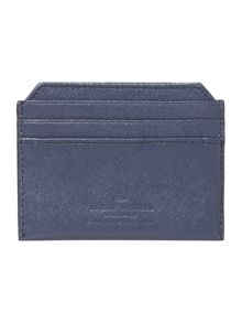Vivienne Westwood Kent Saffiano Credit Card Holder