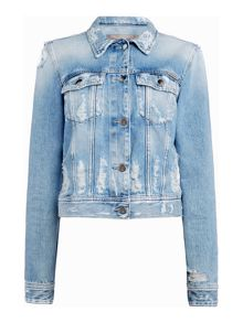 Calvin Klein Rocket Denim jacket