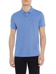 Hugo Boss Regular Fit Pallas Tape Detail Logo Polo