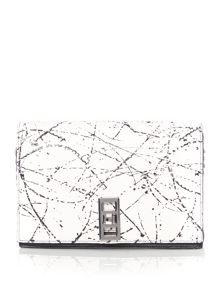 Label Lab Elvie paint shoulder bag
