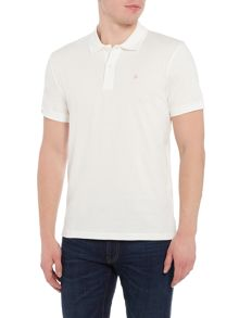 Jack & Jones Short-Sleeve Cotton Polo Shirt