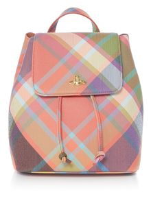Vivienne Westwood Derby backpack bag