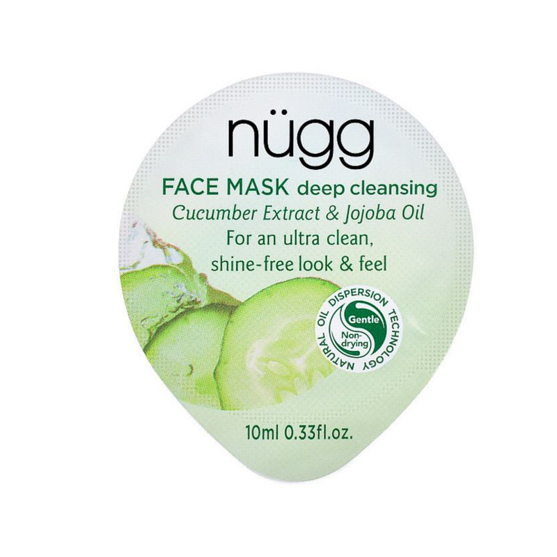Nugg Deep Cleansing Single Face Mask