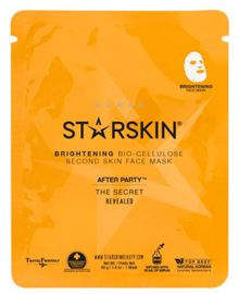 StarSkin After Party Brightening Sheet Face Mask