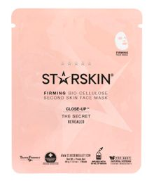 StarSkin Close-Up Firming Bio-Cellulose Sheet Face Mask