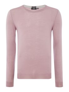 Hugo Boss Leno-O crew neck merino jumper