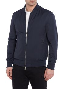 Hugo Boss Coram-WS zip-up bomber jacket