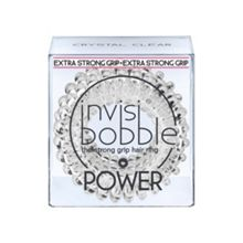 Invisibobble Power 3 Pack - Crystal Clear