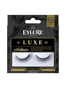 The Luxe Collection Solitaire Lashes