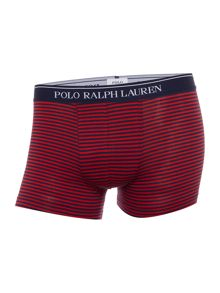 Polo Ralph Lauren 3 Pack Stripe and Plain Contrast Waistband