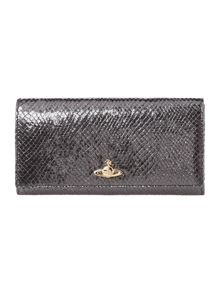 Vivienne Westwood Verona flap over purse with chain