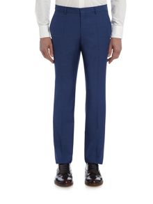 Hugo Genius Textured Suit Trousers