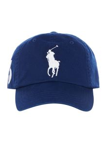 Polo Ralph Lauren No 3 Logo Cap