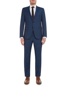 Hugo Harvey Getlin Mohair Look Two-Piece Suit