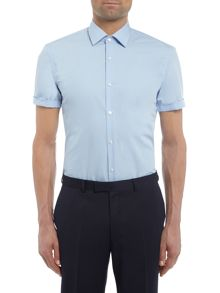 Hugo Joey Slim Fit Contrast Trim Check