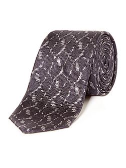 Textured Abstract Tie